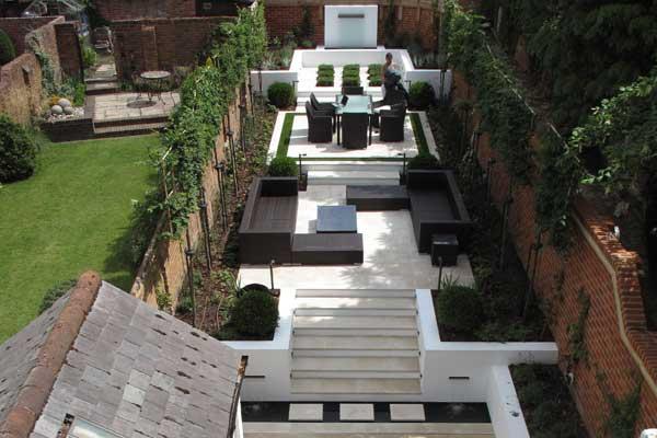 Garden Design Guildford Surrey