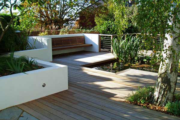 Guildford Garden Design Surrey