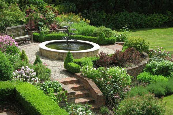 garden design guildford surrey