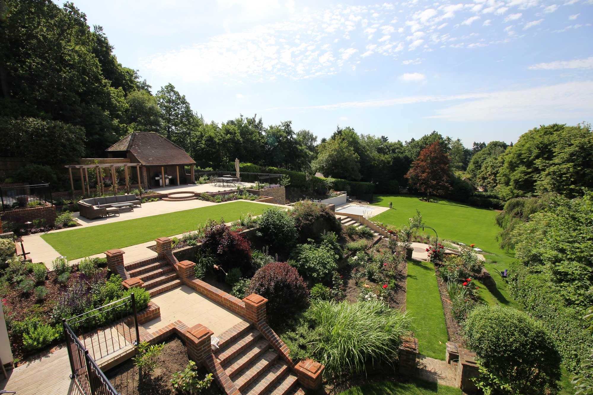 Garden Design Surrey | About Cherry Mills Garden Design